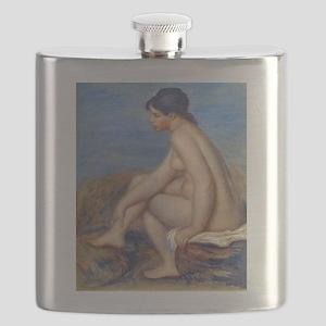 Renoir: The Bather Flask