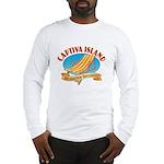 Captiva Island Relax - Long Sleeve T-Shirt