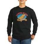 Captiva Island Relax - Long Sleeve Dark T-Shirt