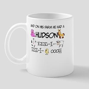 Hudson had a Farm Mug