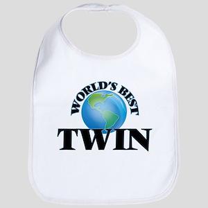 World's Best Twin Bib