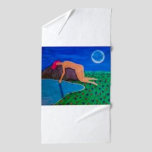 MOONING Beach Towel