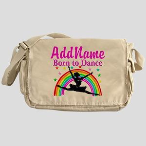 BORN DANCING Messenger Bag