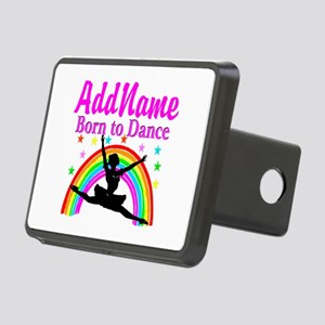 BORN DANCING Rectangular Hitch Cover