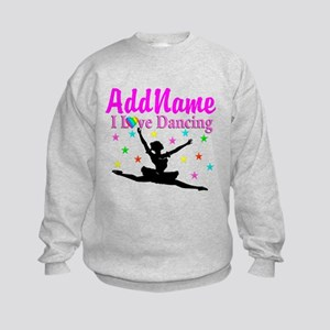FOREVER DANCING Kids Sweatshirt