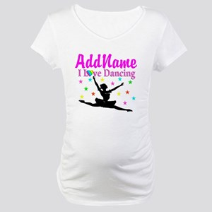 FOREVER DANCING Maternity T-Shirt