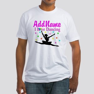 FOREVER DANCING Fitted T-Shirt