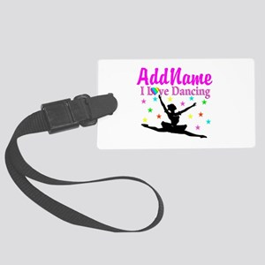 FOREVER DANCING Large Luggage Tag
