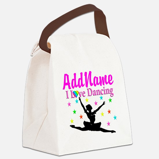 FOREVER DANCING Canvas Lunch Bag