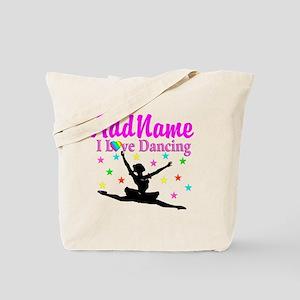 FOREVER DANCING Tote Bag
