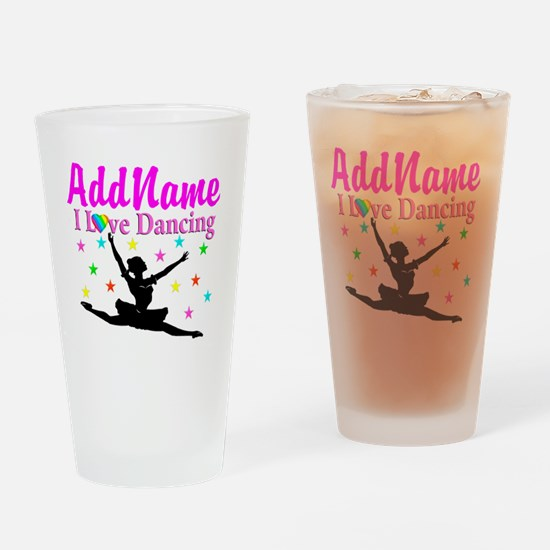 FOREVER DANCING Drinking Glass