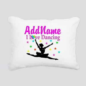 FOREVER DANCING Rectangular Canvas Pillow