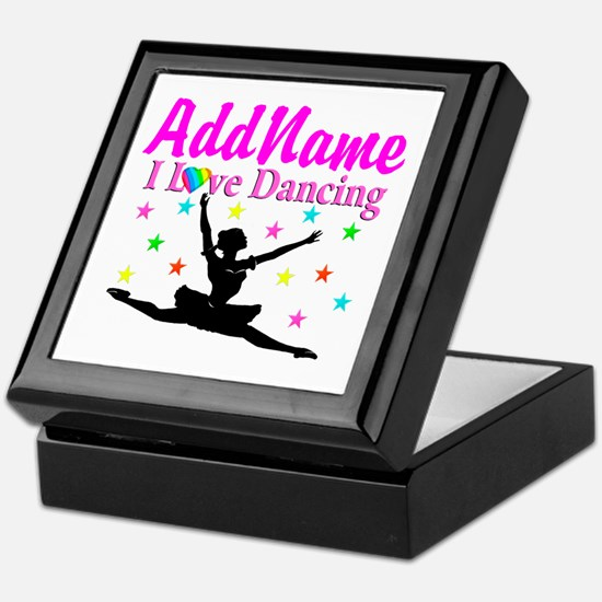 FOREVER DANCING Keepsake Box