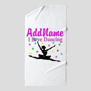 FOREVER DANCING Beach Towel