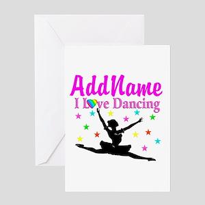 FOREVER DANCING Greeting Card
