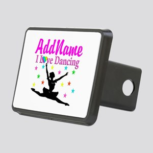 FOREVER DANCING Rectangular Hitch Cover