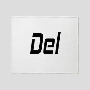 CTRL____ALT____DEL Throw Blanket