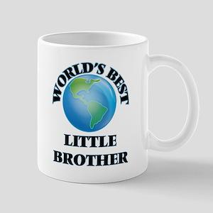 World's Best little Brother Mugs