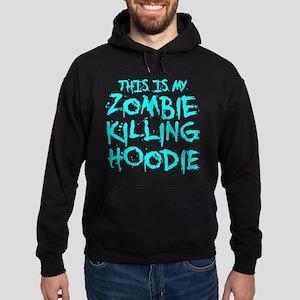 This Is My Zombie Killing Hoodie Hoodie
