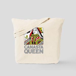 Canasta Queen Tote Bag
