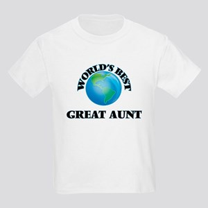 World's Best Great Aunt T-Shirt