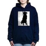 Golden Reriever Women's Hooded Sweatshirt