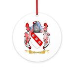 Gilmore Ornament (Round)