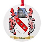 Gilmer Round Ornament