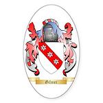 Gilmer Sticker (Oval)