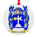 Gilmartin Round Ornament