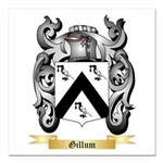 Gillum Square Car Magnet 3