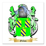 Gillou Square Car Magnet 3