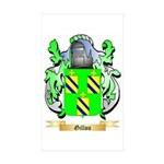 Gillou Sticker (Rectangle 50 pk)
