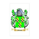 Gillotte Sticker (Rectangle)
