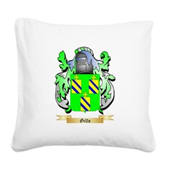 Gillo Square Canvas Pillow