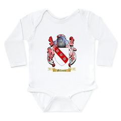 Gillmore Long Sleeve Infant Bodysuit