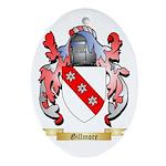 Gillmore Ornament (Oval)