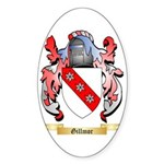 Gillmor Sticker (Oval 50 pk)