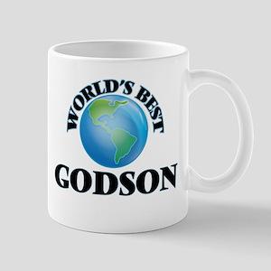 World's Best Godson Mugs