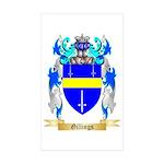 Gillings Sticker (Rectangle 50 pk)