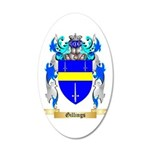 Gillings 20x12 Oval Wall Decal