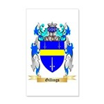 Gillings 20x12 Wall Decal