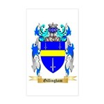 Gillingham Sticker (Rectangle)
