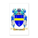 Gillingham 35x21 Wall Decal