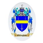 Gillingham Ornament (Oval)