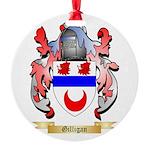 Gilligan Round Ornament