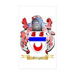 Gilligan Sticker (Rectangle 10 pk)