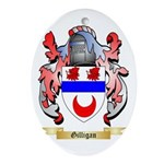Gilligan Ornament (Oval)