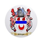 Gilligan Ornament (Round)