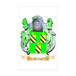 Gillies Sticker (Rectangle 50 pk)